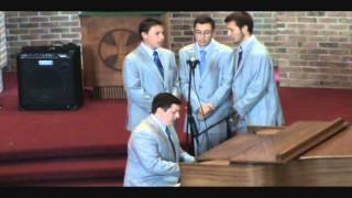 The Band Table Singers - Born To Serve The Lord