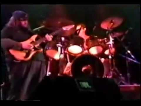 Shawn Lane, Kofi Baker, Jonas Hellborg - Deep Umbra (Newby's - 25th Oct 1995)