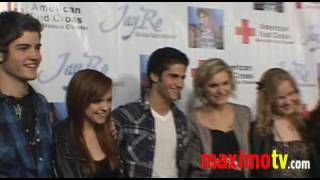 Pregnancy Pact Cast At Benefit For Haiti Event January 29, 2010