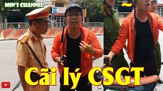 Chuyên viên Nhân Sự Cãi CSGT - Ai đúng ai sai? #01