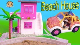 Summer Beach House ! LOL Surprise Punk Boi Video Part 1