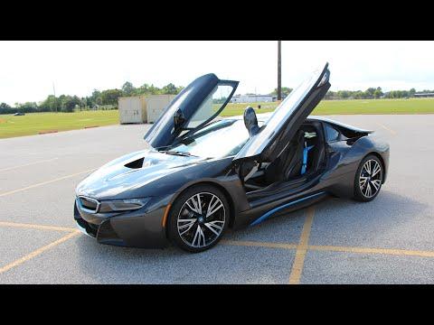 2014 - 2015 BMW i8 - detalji