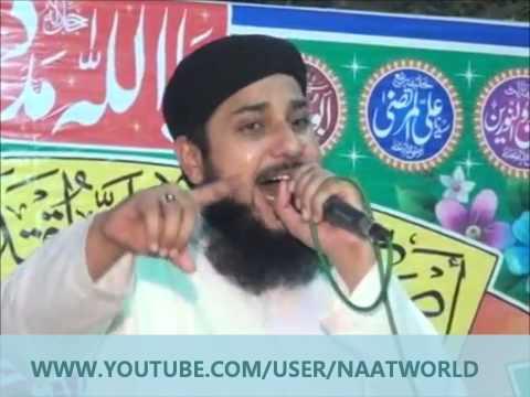 New | Naat Shareef - Haq Chaar Yaar - Qari Asif Rasheedi D.b video