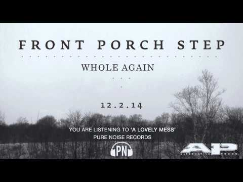 Front Porch Step - A Lovely Mess