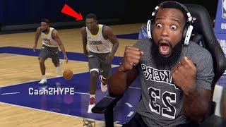 PLAYING WITH ZION WILLIAMSON IN THE ROOKIE COMBINE! NBA 2K20 MyCareer Ep 7