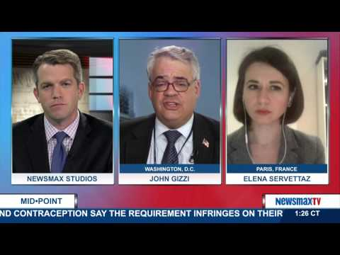 MidPoint | John Gizzi discusses the future of Russian relations and opposition to Vladimir Putin