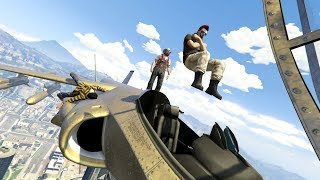 Doing All The Heists On GTA 5 - Funny Moments Fun With The Crew