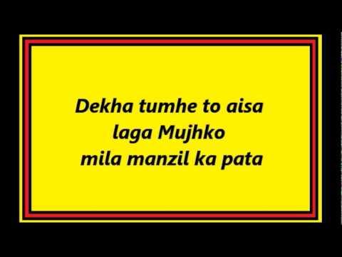 wada raha pyar se pyar ka :