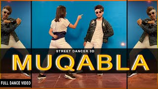 Muqabla Dance Video | Street Dancer 3D | Vicky Patel Choreography | Bollywood Hip Hop Easy
