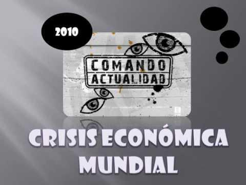 Crisis financiera mundial 2008-2010