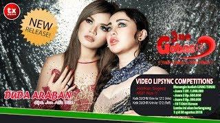 Download Lagu Cupi Cupita & Prita Oziel ( DUO GOBAS ) DUDA ARABAN -  Lyric Gratis STAFABAND