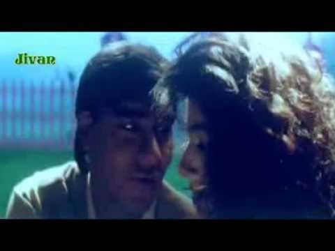 MUSICA INDU ROMANTICA - Aap Ko Dekh Kar - Divya Shakti (1993).flv
