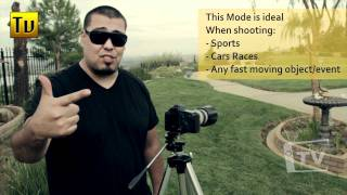 What are Expert Shooting Modes?EP# 3