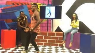 Msami akifanya mamboyake live EATV bila chenga