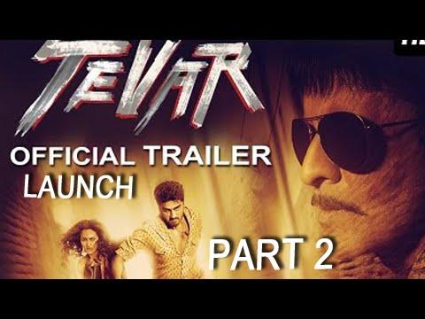 TEVAR Official Trailer Launch | Sonakshi Sinha Arjun Kapoor | Uncut Part 2