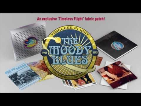 The Moody Blues 'Timeless Flight'