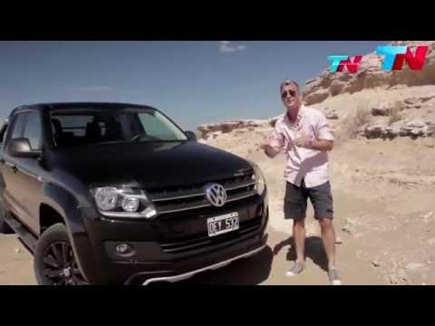 TN Autos con Matias Antico - Test Drive VW Amarok Dark Label - Bloque 01 PROGRAMA 25