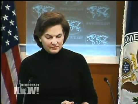 palestine - UNESCO : Matthew Lee destroying State Department spokesperson Victoria Nuland