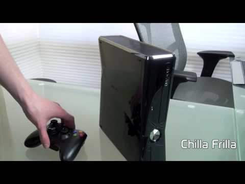 Chilla Frilla - Xbox 360 Slim Unboxing and Review Video