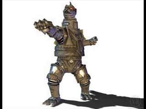 Godzilla unleashed mechagodzilla