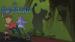 The Pagemaster   Whatever You Imagine HD Music Video
