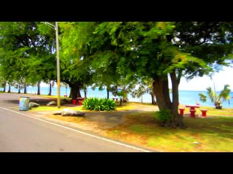 Cruising in Saint Croix, U.S. Virgin Islands in HD