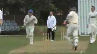 Rawtenstall Cricket Club V Bacup Cc At Lanehead