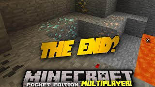 Minecraft PE Multiplayer 0.9.0 EP 7 The End? PE SMP w/ Sean (Minecraft Pocket Edition)