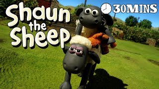 Shaun the Sheep - Season 3 - Episodes 16-20 [30 MINS]