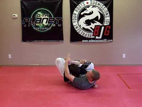 Rubber Guard 101: Zombie, New York, Chill Dog, Jiu Claw (omoplata) Image 1