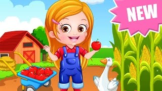 Baby Hazel Game Movie - Baby Hazel Farmer Dressup - Dora the Explorer