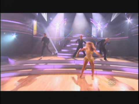 DWTS - S13 premiere results show pro dance