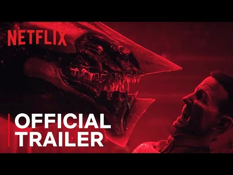 LOVE DEATH + ROBOTS | Official Trailer [HD] | Netflix thumbnail