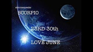 SURPRISE! SCORPIO END OF JUNE LOVE!
