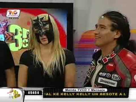 TERCERA CAIDA faby apache vs sexy star 1