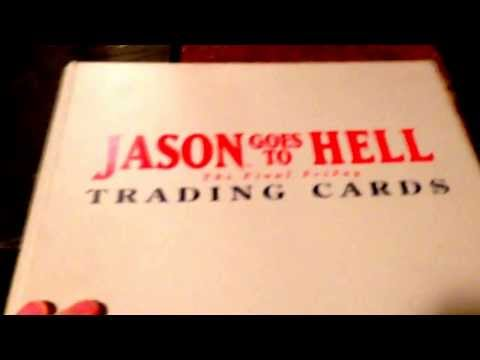 Jason Goes To Hell Eclipse Card Binder