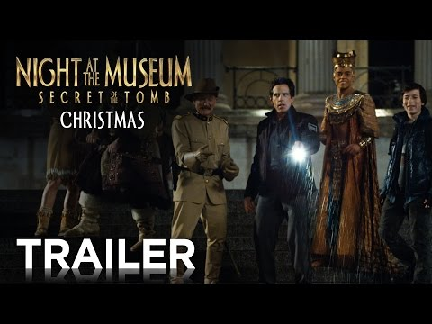 Night At the Museum: Secret of the Tomb | Official Final Trailer | FOX Family