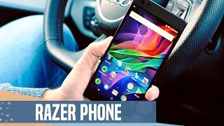 Razer Phone review: el SMARTPHONE por y para GAMERS