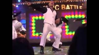 Dwayne Johnson song in Lip sinc battle