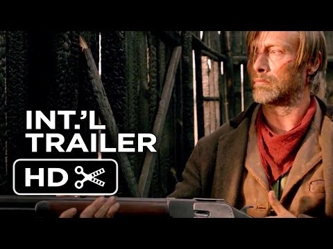 Cannes Film Festival (2014) - The Salvation International Trailer - Mads Mikkelsen Western HD