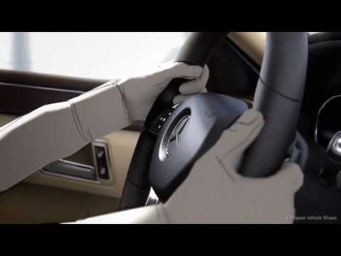 Active Lane Keeping Assist -- 2014 E-Class -- Mercedes-Benz Vehicle Safety