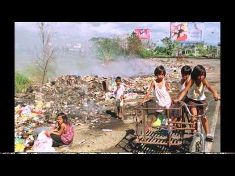 pollution slid show