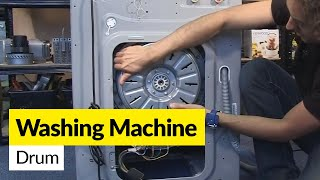 How to Diagnose Drum Problems in a Washing Machine