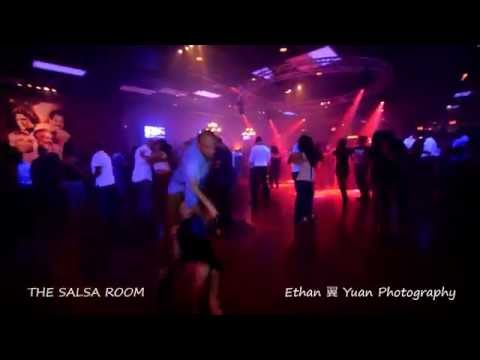 THE SALSA ROOM ZOUK