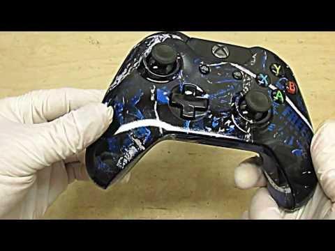 Xbox One Controller Custom Camo Camouflage Custom Xbox One