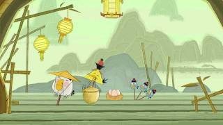 Angry Birds Seasons: Year of the Dragon (Teaser)