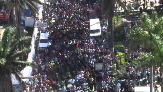 VIDEO: Haiti - American Airlines Ateri nan Cap Haitien premier foi
