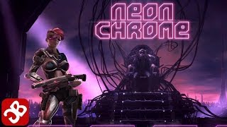 Neon Chrome (By 10tons Ltd) - iOS/Android - Gameplay Video