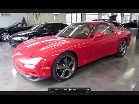 1993 Mazda RX-7 Twin Turbo Start Up, Exhaust, and In Depth Tour
