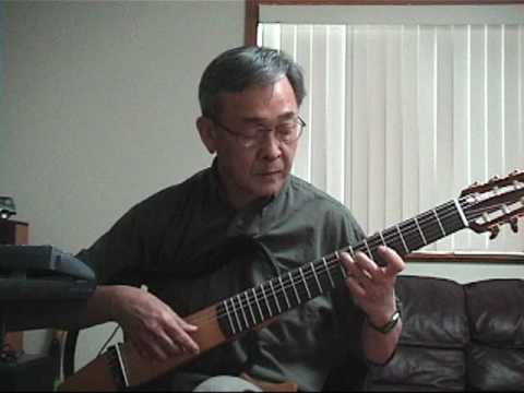 Ngan Cach solo guitar, Ngăn Cách sáng tác Y Vân